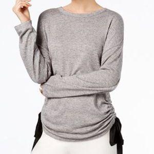 INC International Concepts Gray Sweater